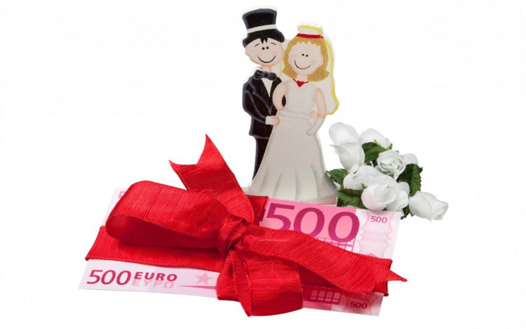 Die besten Hochzeitsgeschenke – Geld und weitere witzige Ideen