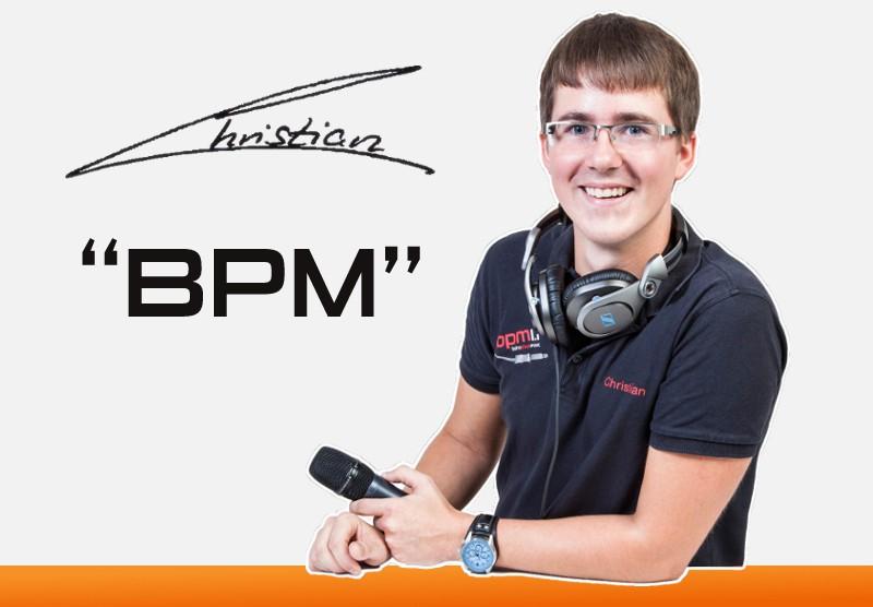 DJ-Interview mit BPM