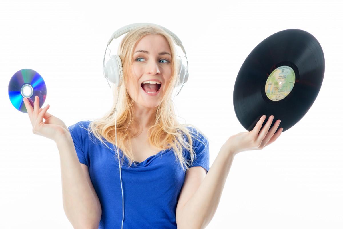 Schallplatten-DJ vs. Laptop-DJ