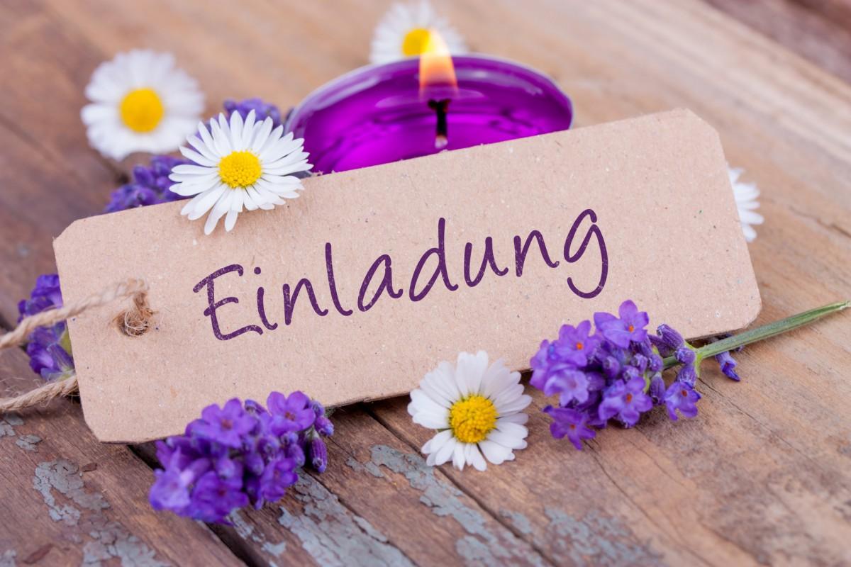 Hochzeitseinladung basteln: so geht's