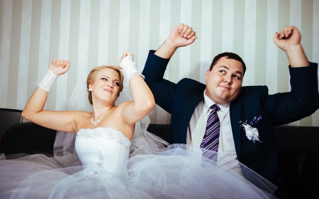 Die 10 lustigsten Hochzeitstanz-Videos
