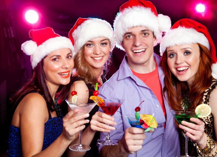 Die besten Ideen für eure Firmen-Weihnachtsfeier