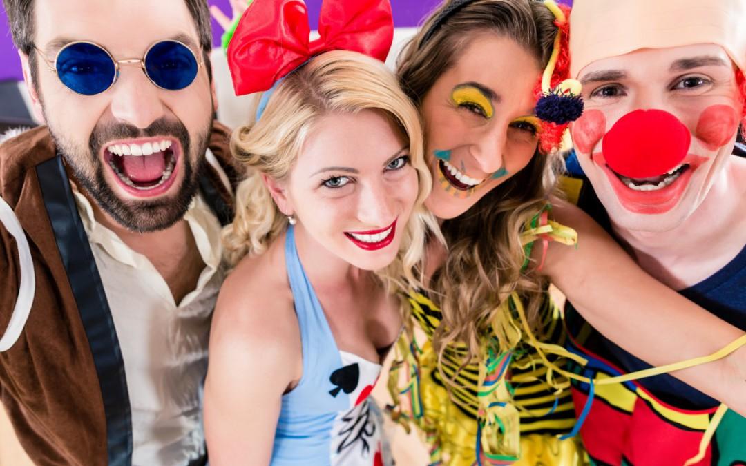 Deine Karnevals- oder Faschingsparty: Musik-Planung