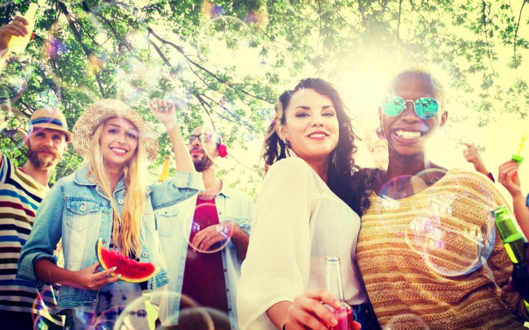 Die abgefahrensten Festivals in Deutschland 2016