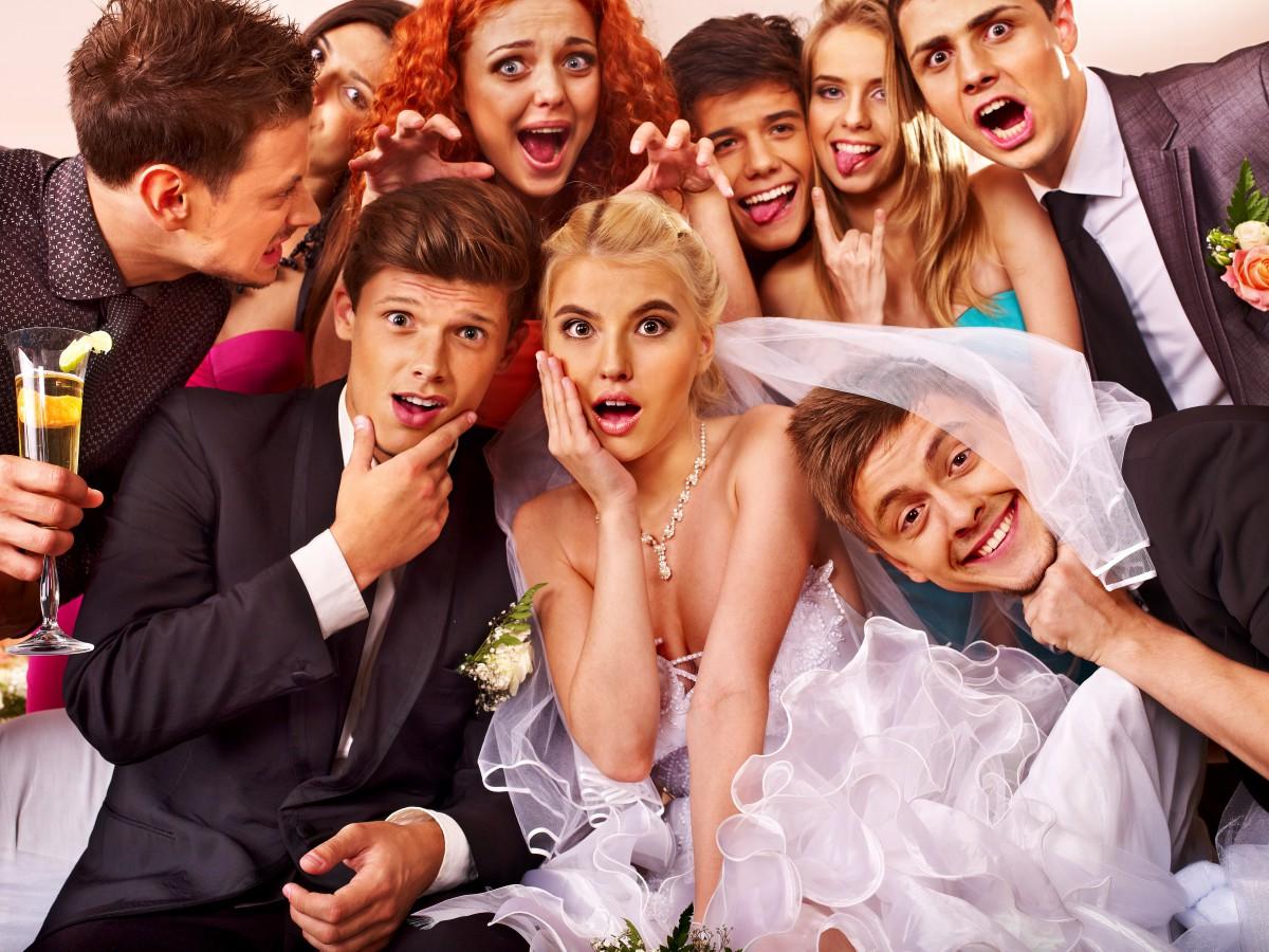 8 kreative Mitmach-Aktionen für eure Hochzeitsgäste