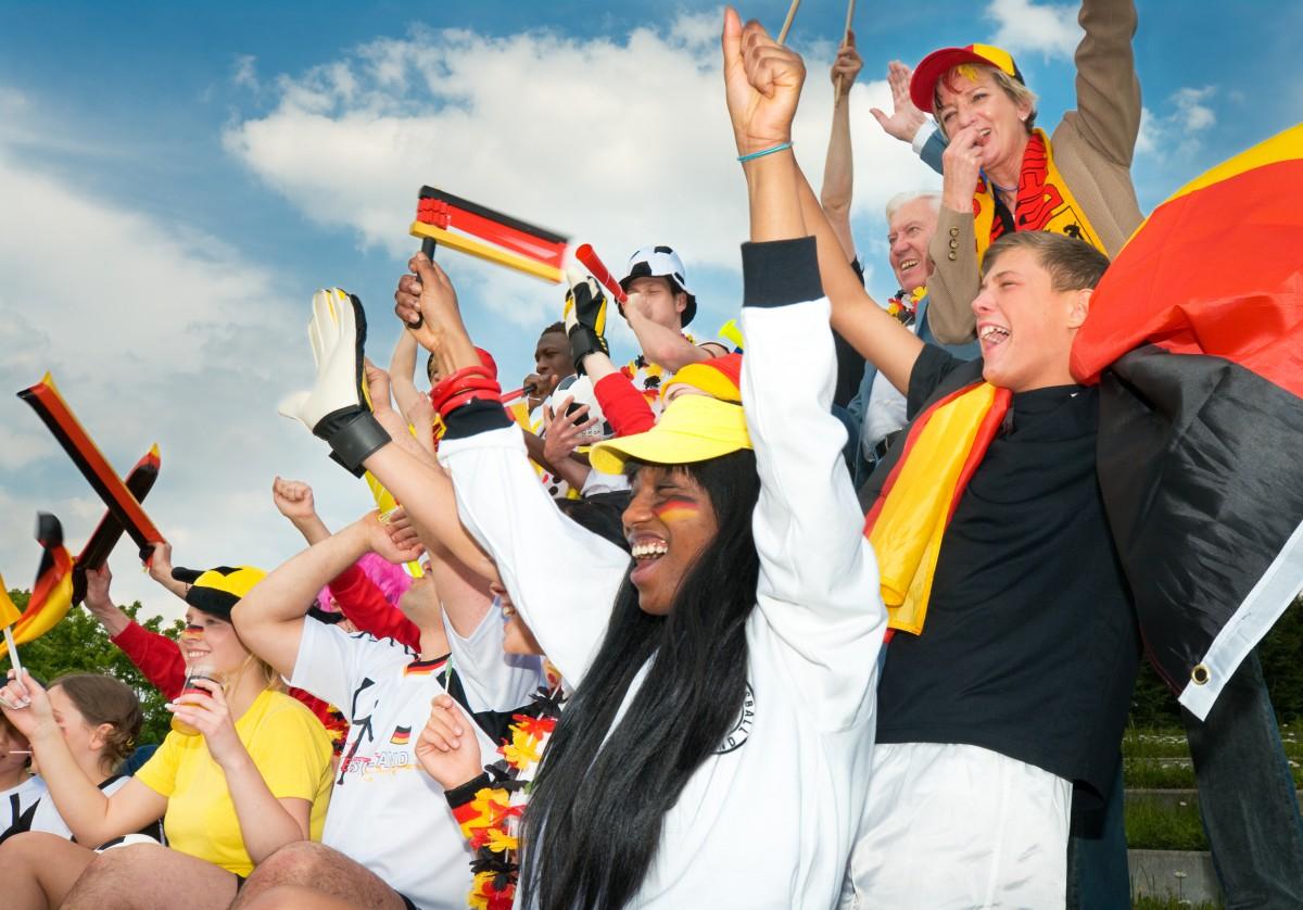 Public Viewing EM 2016 – die TOP-Spots in Deutschland