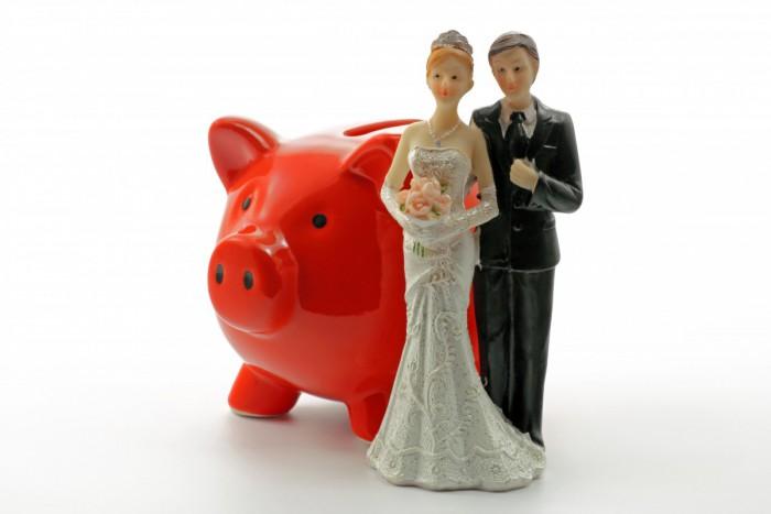 Das sind die Kosten für eine Hochzeit