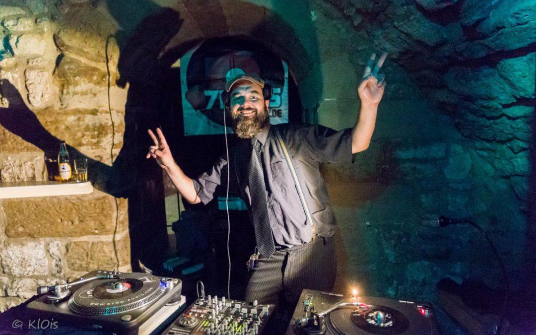 DJ-Interview mit Marcus