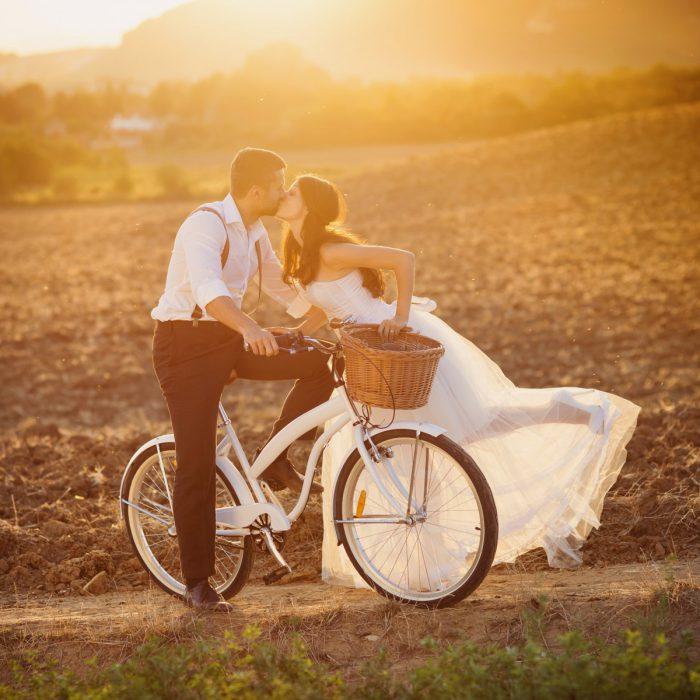 Tauchen, klettern, springen: So feiert ihr eine außergewöhnliche Hochzeit