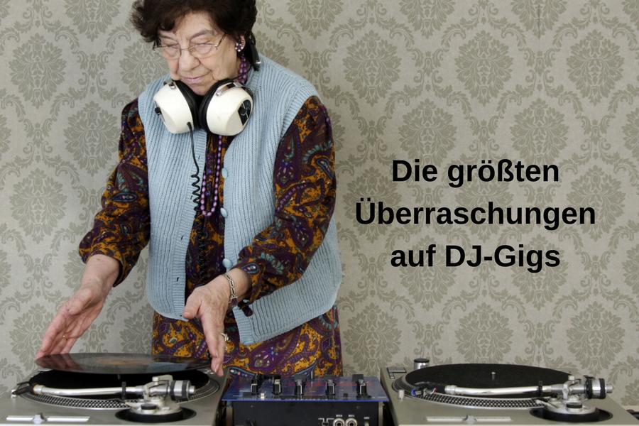 Die überraschendsten DJ-Erlebnisse: unsere DJs berichten
