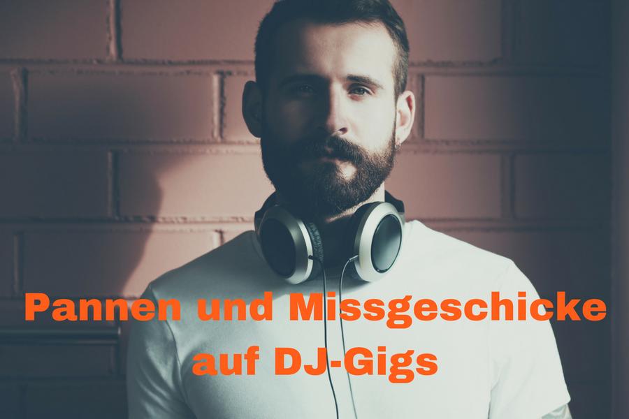 Was beim DJ-Gig alles schiefgehen kann: die besten Storys
