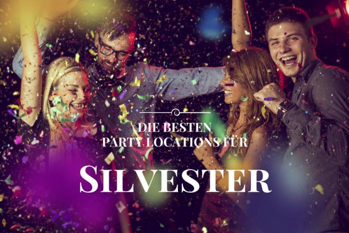 Die besten Party-Locations für Silvester 2018
