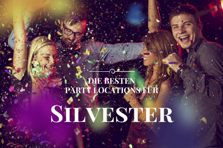 Die besten Party-Locations für Silvester 2016