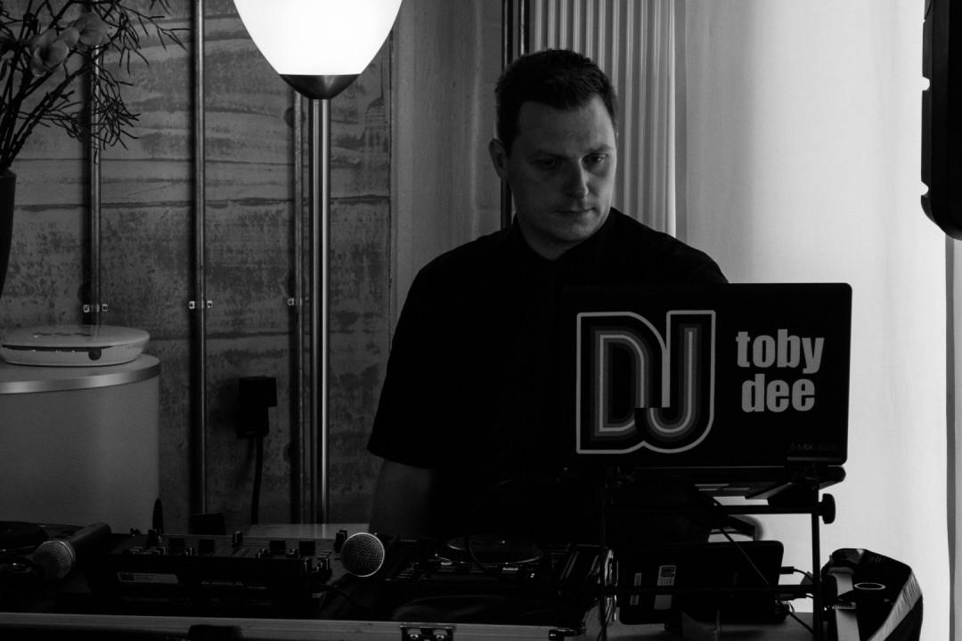 DJ-Interview mit toby dee