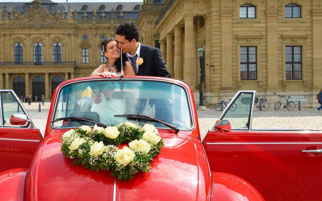 Die beliebtesten Hochzeitslocations in Deutschland