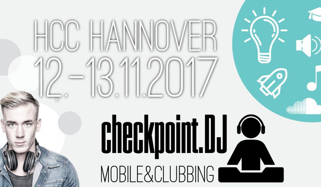 Gewinnt jetzt Tickets für die DJ-Messe checkpoint.DJ 2017 in Hannover