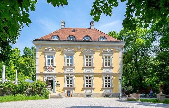 Hochzeitslocation München Bamberger Haus