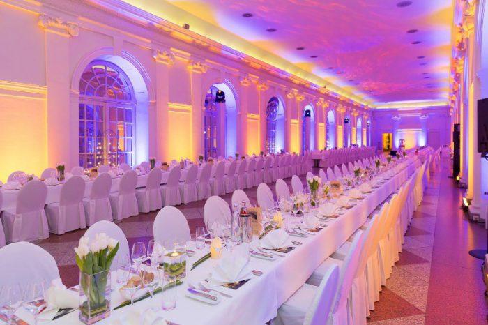 Hochzeitslocation Berlin Charlottenburg Große Orangerie