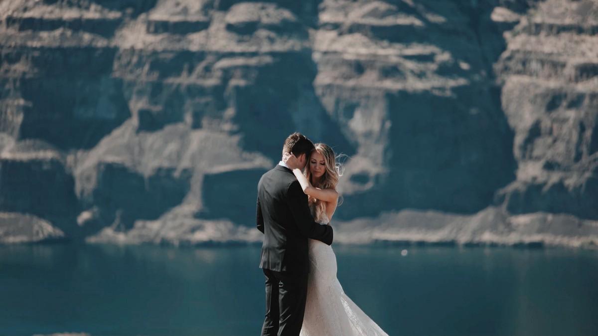 Spektakuläre Aufnahmen: Hochzeitsvideo mit einer Drohne filmen