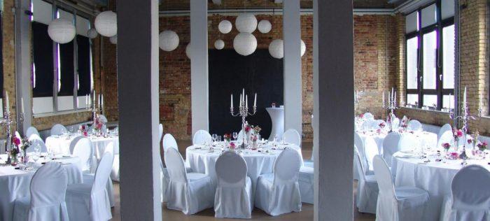 Hochzeitslocation Frankfurt Loft Eins