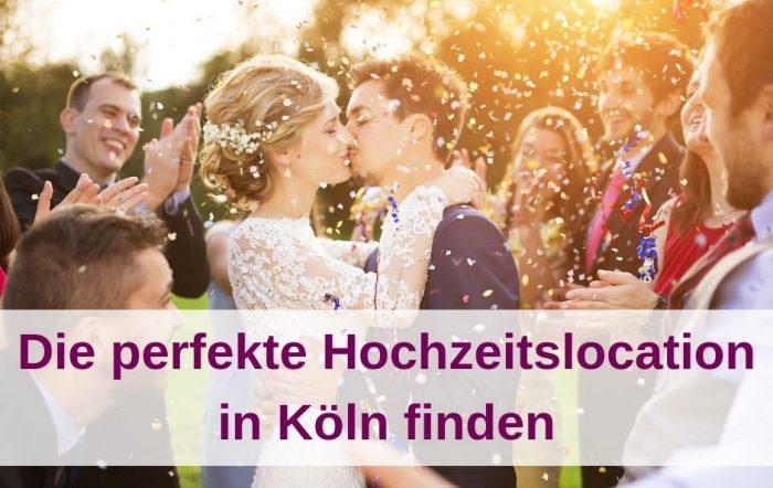 Hochzeitslocation in Köln finden – Teil II: 5 perfekte Locations zum Feiern