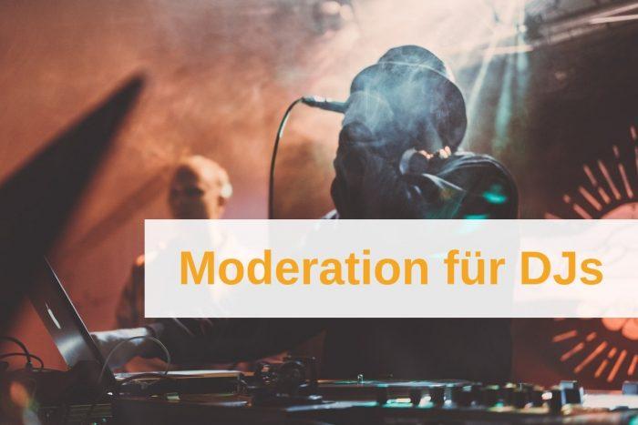 DJ als Moderator: Die wichtigsten Tipps & Tricks