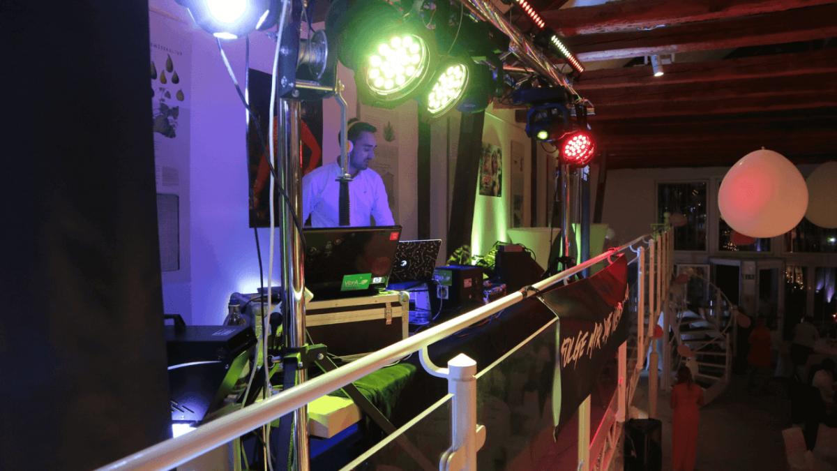 DJ Interview mit Yannick