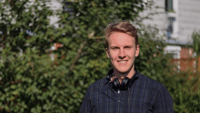 DJ Interview mit Niklas