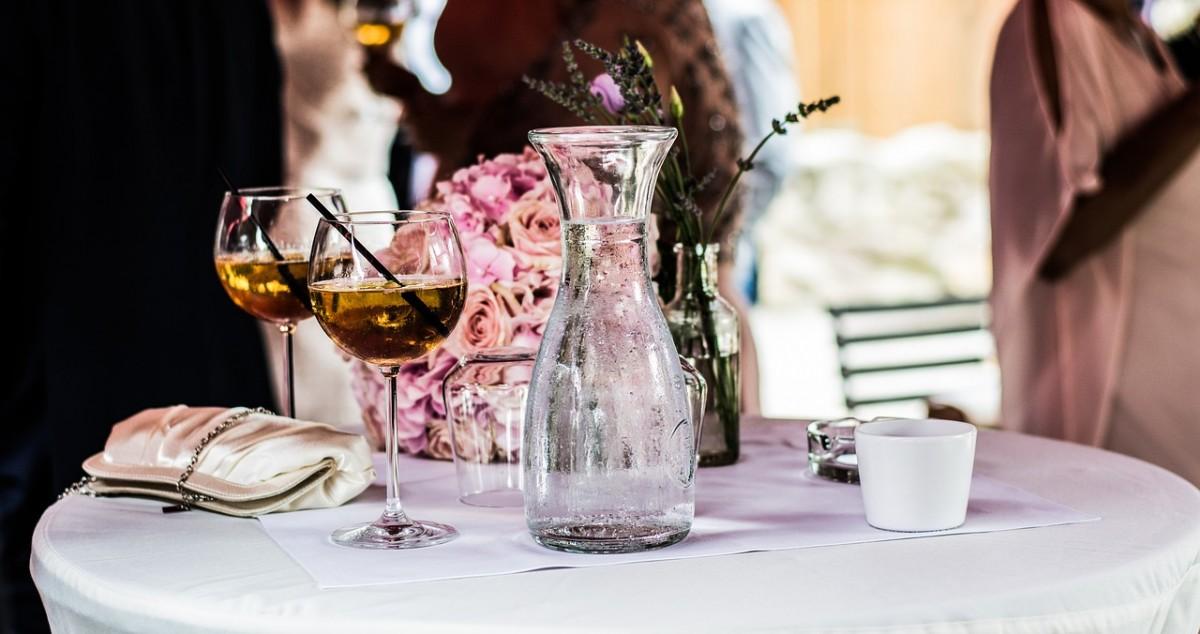 DIY: Vintage Tischdeko für die Hochzeit selber machen