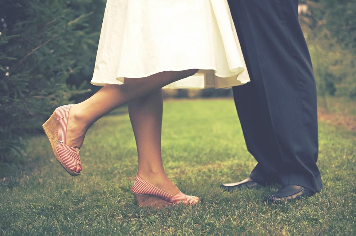 Tanzen lernen – Schluss mit zwei linken Füßen