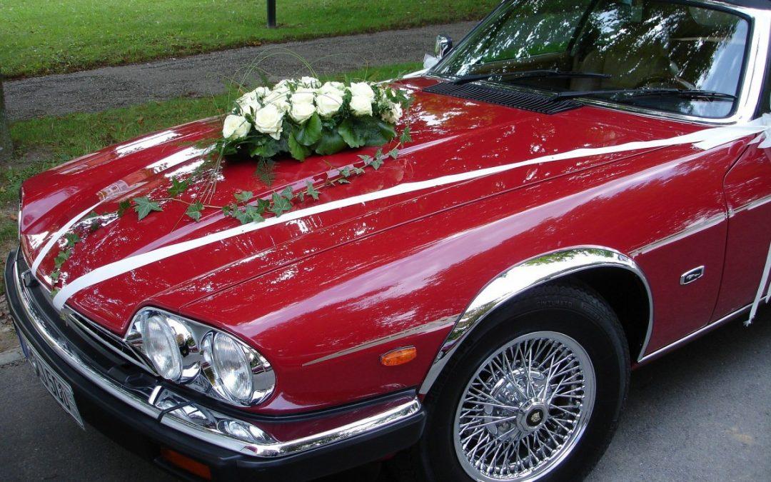 Autodeko für eure Hochzeit – Die schönsten Tipps & Ideen