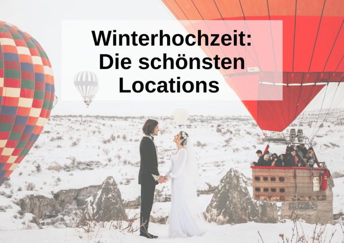 So findet ihr für eure Winterhochzeit eine Location, die zu euch passt