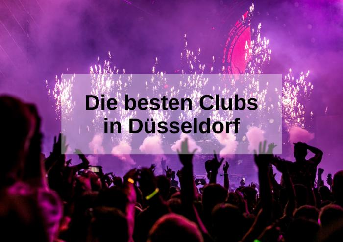 Feiern in Düsseldorf: Clubs & Nachtleben