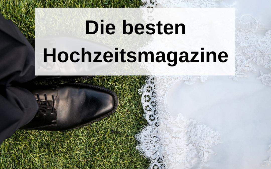 Das Hochzeitsmagazin –  Print & Online im Vergleich