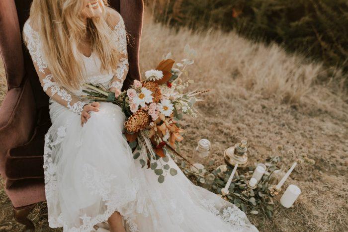 Wie viel darf ein Brautkleid kosten?