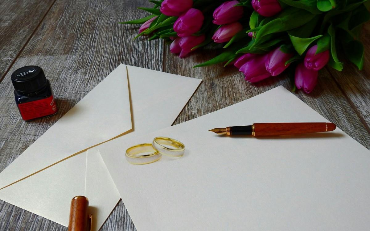Für eure Hochzeit die beste Vorlage finden