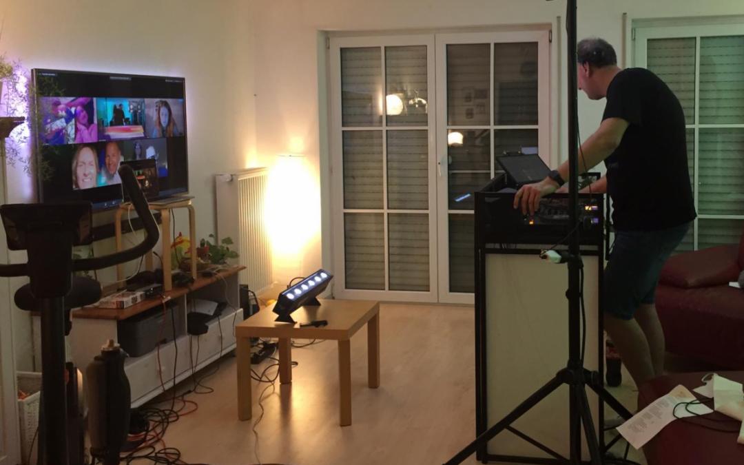 Isolation Party: Alternative Ideen für DJs in Corona-Zeiten